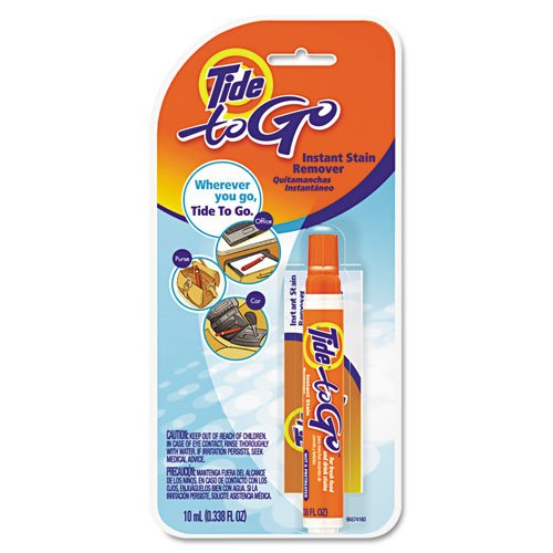 Tide To Go Stain Remover Pen, .338 oz. Pen - six pens. by Tide