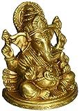 India Figurine Ganesha Idol For Hindu Puja At Home Mandir by ShalinIndia
