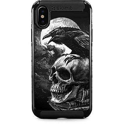 Amazon.com: Alchemy - Poes Raven iPhone XS Case - Alchemy ...