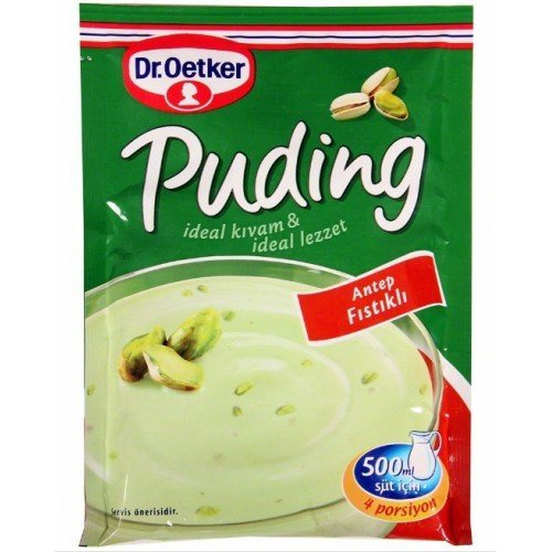 (Dr Oetker Pistachio Pudding 3 PACK!!)