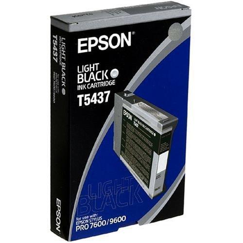 Epson ULTRACHROME LIGHT BLACK INK ( T543700 ) (T5437 Light)