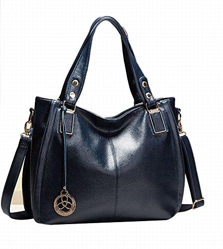 Handtaschen Mode Handtasche Handtasche Schultertasche Schulter Diagonal Mode Handtasche 3021 , braun