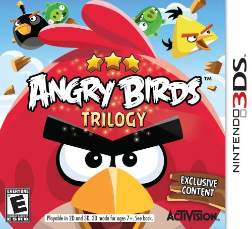 Angry Birds Trilogy - Nintendo 3DS (Nintendo 3ds Xl Star Wars)