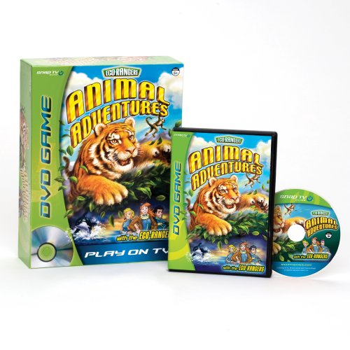 eco rangers153 animal adventures dvd