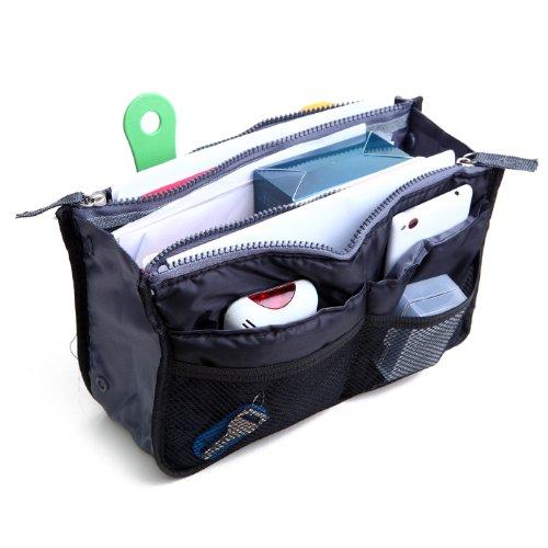 HDE Expandable Handbag Organizer Handles