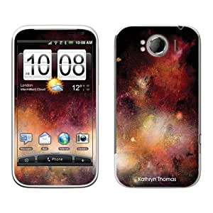 Diabloskinz B 0070-0078-0007 When time shows her true Colors Skin para HTC Sensation XL