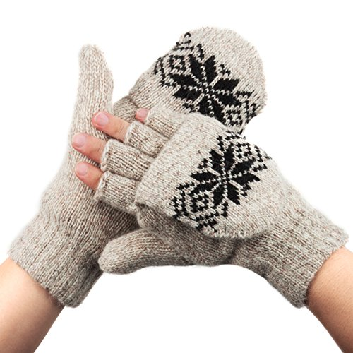 3M(TM)Thinsulate(TM) Type C100 Thermal Insulation Wool Mittens ,Gloves