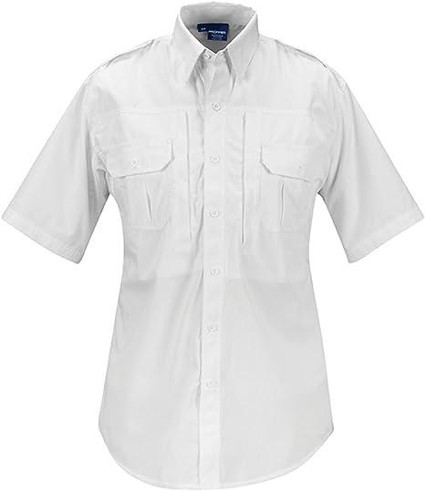 Propper Camisa táctica para Hombre, Manga Corta, Tejido Poplin SS: Amazon.es: Deportes y aire libre