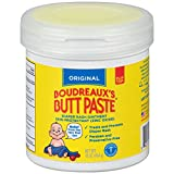 Boudreaux's Butt Paste Diaper Rash Ointment - Original - Contains 16% Zinc Oxide - Pediatrician Recommended - Paraben and Preservative-Free - 16 Ounce