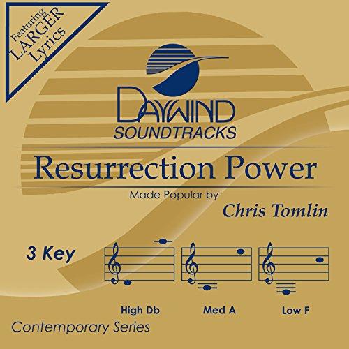 Resurrection Power [Accompaniment/Performance Track]