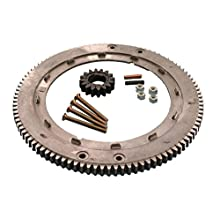 Briggs & Stratton 696537 Ring Gear Replacement for Models 399676 and 392134