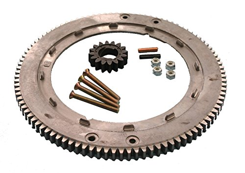 (Briggs & Stratton 696537 Ring Gear Replacement for Models 399676 and 392134)