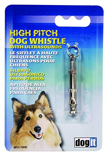 Hagen Dogit High Pitch Silent Dog Whistle (9 Pack)
