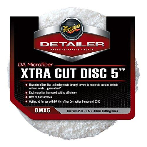 "Meguiar's (DMX5 5"" DA Microfiber Xtra Cut Disc"