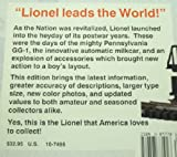Greenbergs Guide to Lionel Trains, 1945-1969: Rare and Unusual