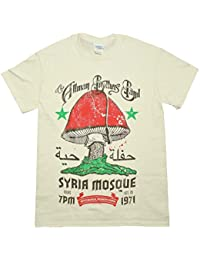 Allman Brothers Band - Syria Mosque T-Shirt Size XL