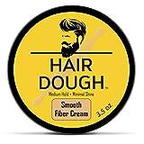 Hair Dough Mens Hair Style Smooth Fiber Cream 3.5 oz for Men