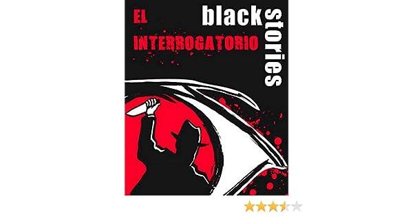 Black Stories-El Interrogatorio (Gen-X Games GENBS30) : Amazon.es: Juguetes y juegos