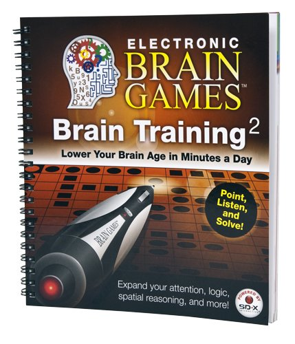 Electronic Brain Games: Brain Training (Electronic Brain Games)