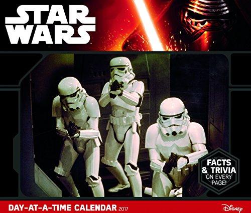 Star Wars Saga Day-at-a-Time 2017 Calendar (Star Wars Day At A Time Calendar 2016)