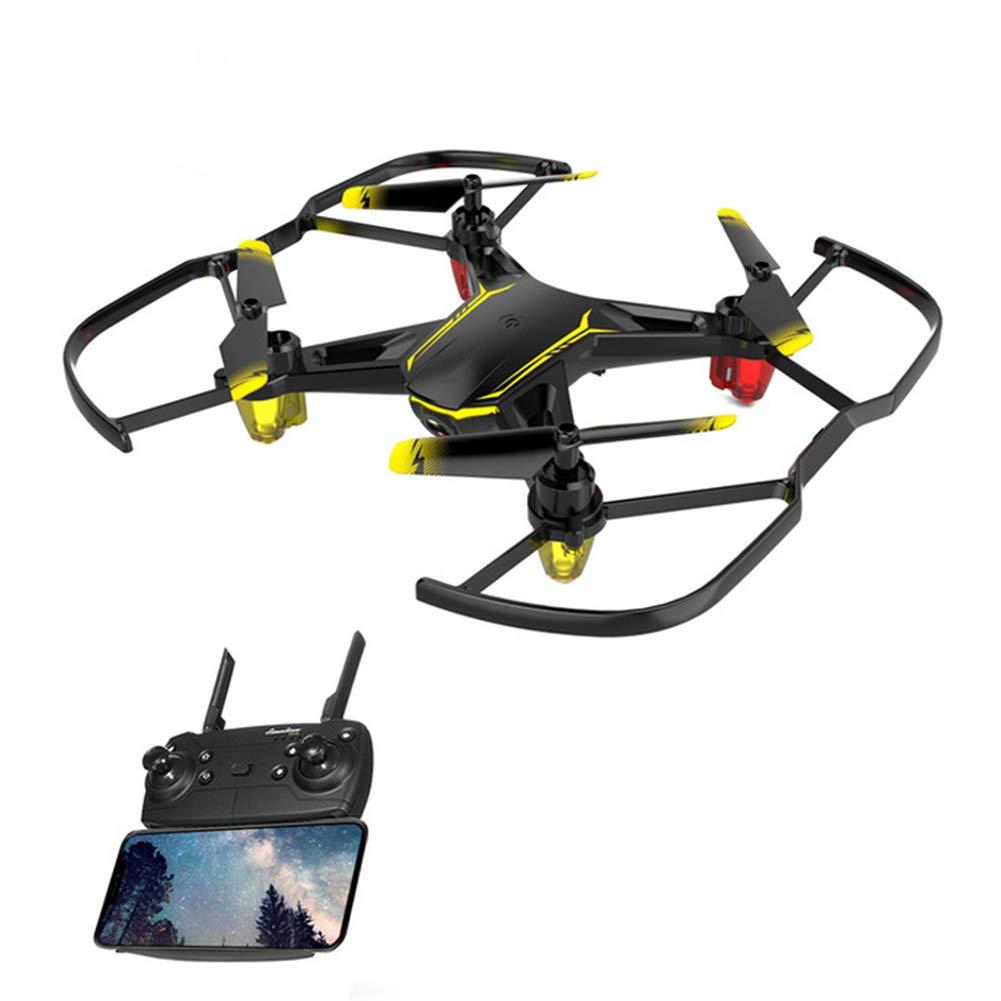 HZRKJ Pequeño Drone Mini 480p WiFi Drone de transmisión FPV para ...