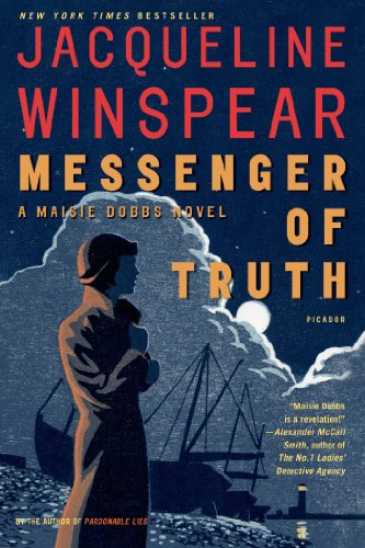 - Messenger of Truth: A Maisie Dobbs Novel (Maisie Dobbs Mysteries Series Book 4)