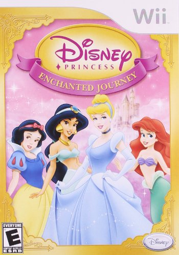 Disney Princess: Enchanted Journey - Nintendo Wii