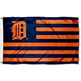 WinCraft MLB Detroit Tigers Nation Flag 3x5 Banner