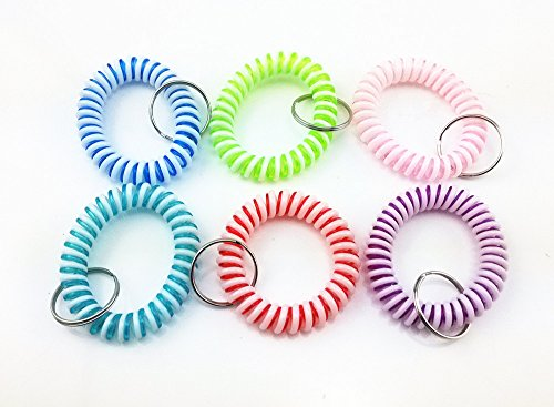 yueton Colorful Bicolor Flexible Wristband