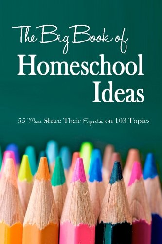 The Big Book of Homeschool Ideas: 55 Moms