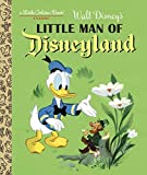 Little Man of Disneyland (Disney Classic) (Little Golden Book)