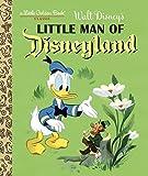 img - for Little Man of Disneyland (Disney Classic) (Little Golden Book) book / textbook / text book
