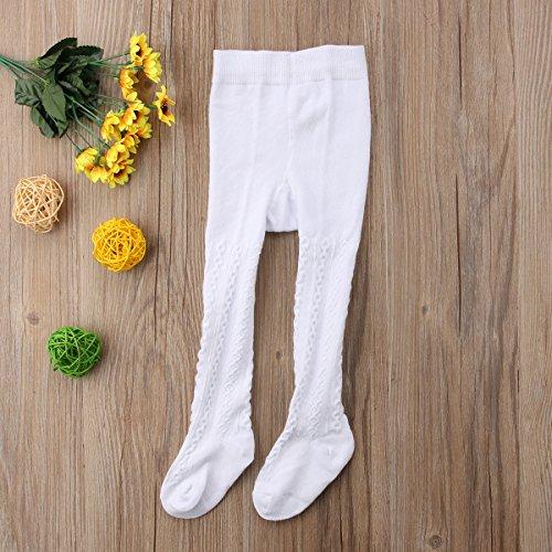 09ec2b68f58 3PCS Lot Baby Girls Cotton Tights Toddlers Leg Warmer Stocking Sock Dress  Pantyhose
