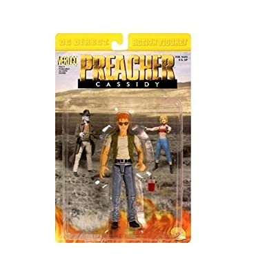 DC Direct: Preacher Cassidy Action Figure: Toys & Games [5Bkhe0707414]