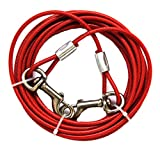Iconic Pet Tie Out Cable - 10-Feet