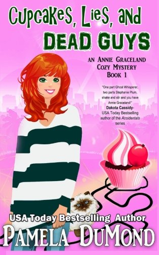 book cover of Cupcakes, Lies, and Dead Guys