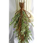 V-Max-Floral-Decor-30-inches-Silk-Rosemary-Teardrop-Garland-for-Wedding-Party-Home-Garden-Wedding-Arch-Garden-Wall-Decoration-Home-Decoration-Green