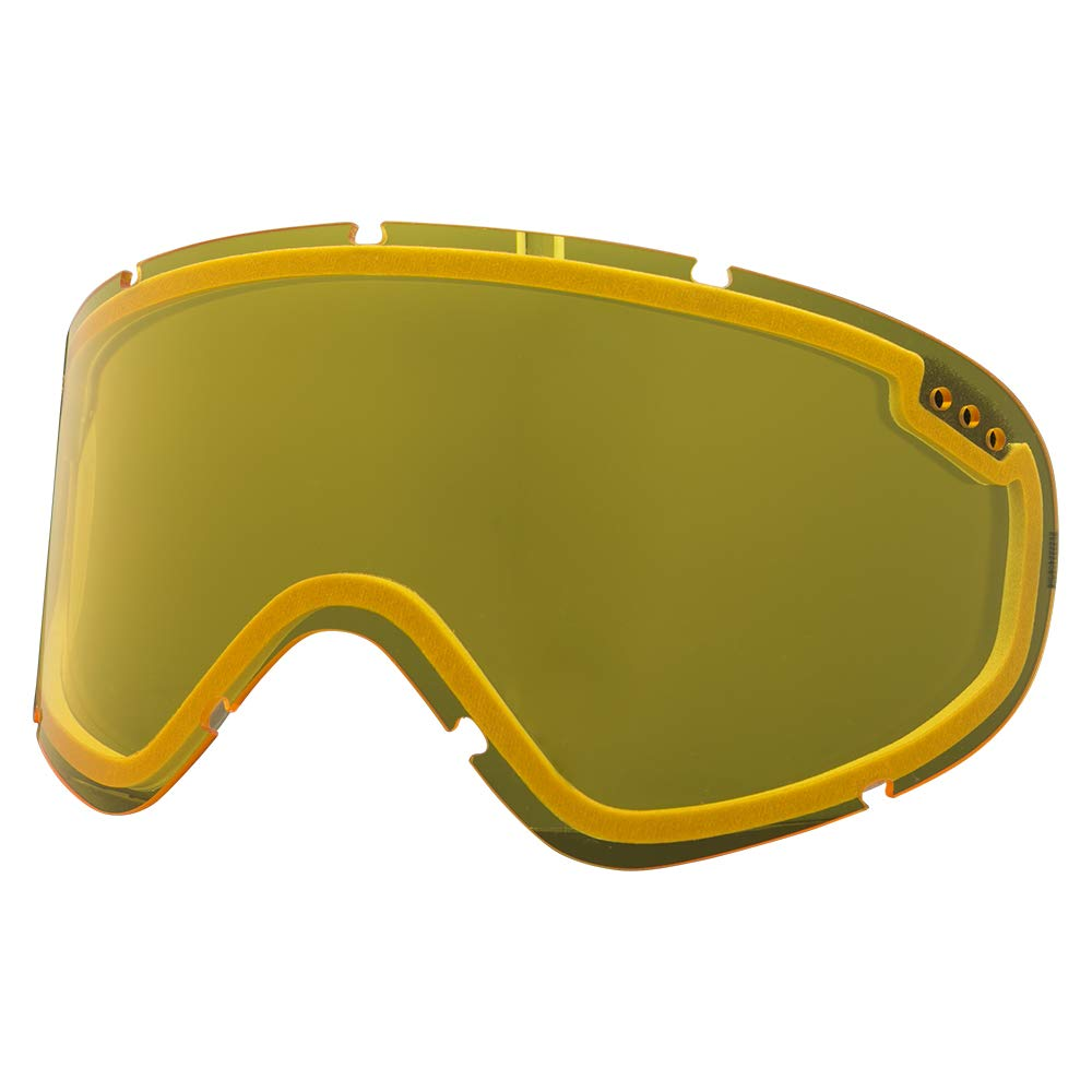 Electric Charger Lens Ski Goggles, Yellow