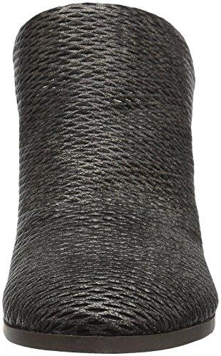 Women's Clog Larsson Brand Black Lucky q75SUx7wn