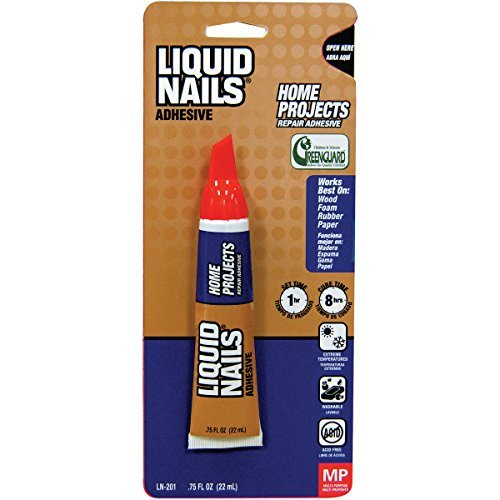 Liquid Nails LN201 .75-Ounce All Purpose Adhesive