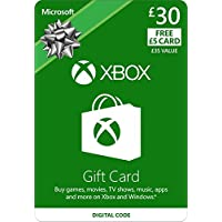 Xbox Live £30 Gift Card + £5 FREE [Xbox Live Online Code]