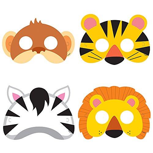 Animal Kids Masks - 7