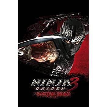 Amazon.com: CGC Huge Poster GLOSSY FINISH - Ninja Gaiden 3 ...