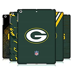 Official NFL Green Bay Packers Logo Hard Back Case for Apple iPad Air