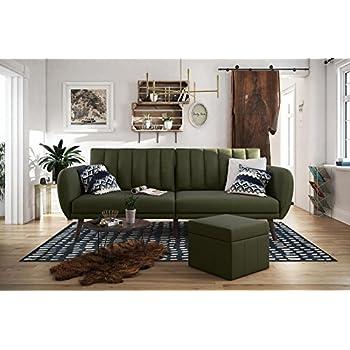 Amazon Com Milton Greens Stars Lugo Plush Futon Sofa Bed