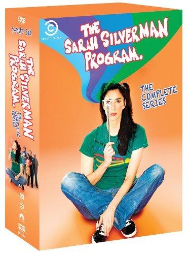 Sarah Silverman Program: Complete Series [DVD] [Region 1] [US Import] [NTSC]