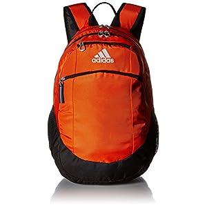 adidas Unisex Striker II Team Backpack, Orange/Black/White, One Size