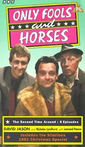 Only Fools and Horses (The Second Time Around, A Slow Bus to Chingford, The Russians Are Coming, Christmas Crackers) [VHS]