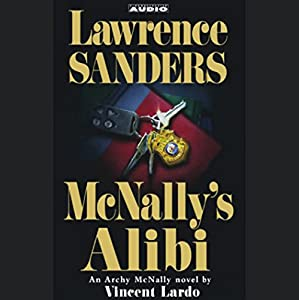 Lawrence Sanders' McNally's Alibi Audiobook