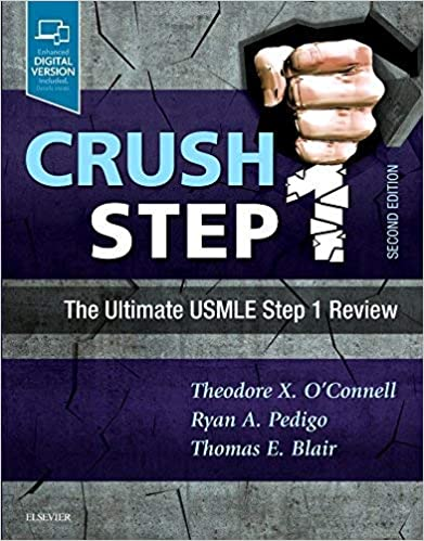 Crush Step 1: The Ultimate Usmle Step 1 Review by Amazon